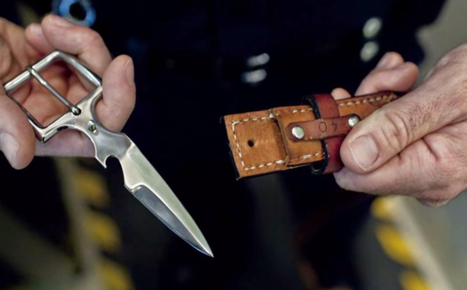 Ремень своими руками Ножи ручной работы