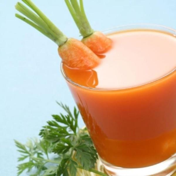 Морковный сок для детей в домашних условиях