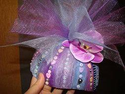 Шапочка для конфетки своими руками