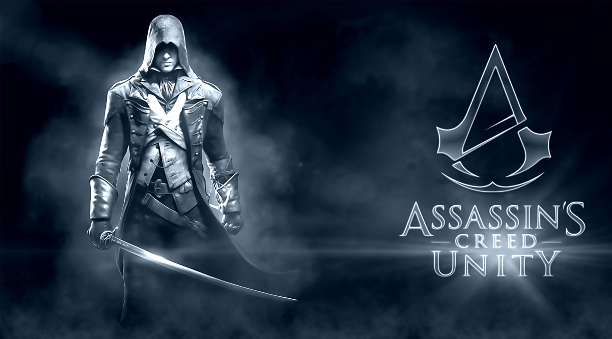 Assassin's creed Unity - насыщенный мир