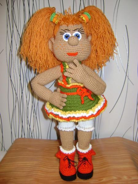 Вязание куклы мастер класс елены ткачевой 606