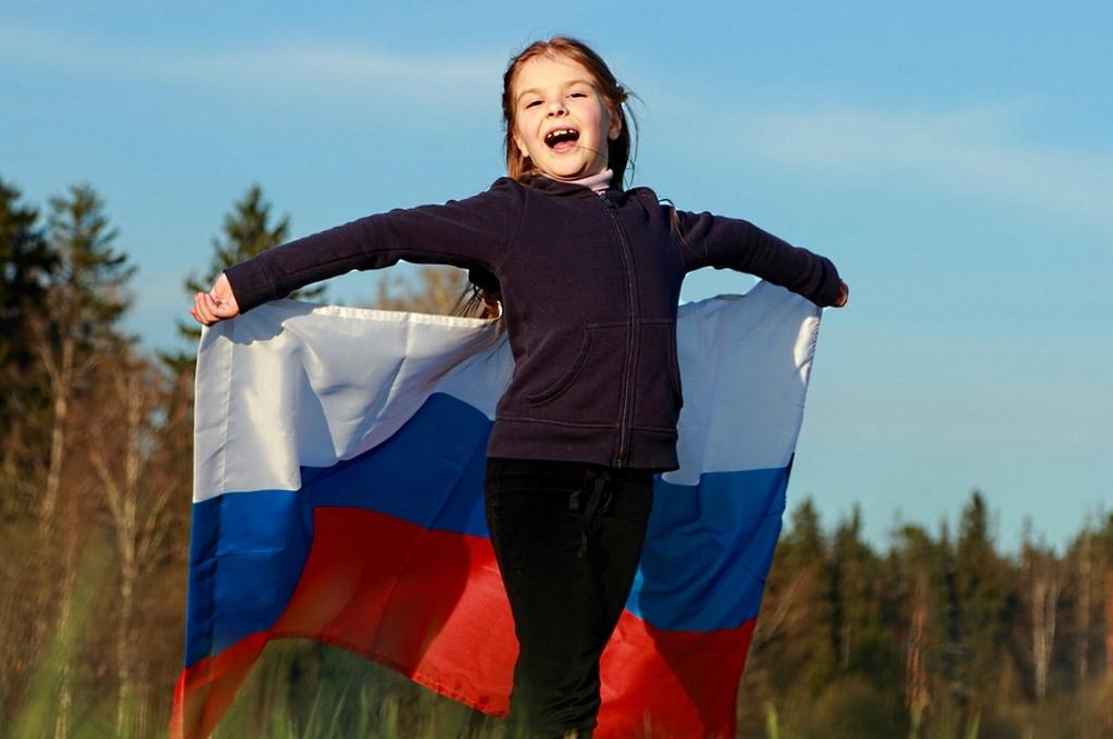 Картинки российских детей