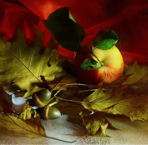 Осенние картинки с приветствием