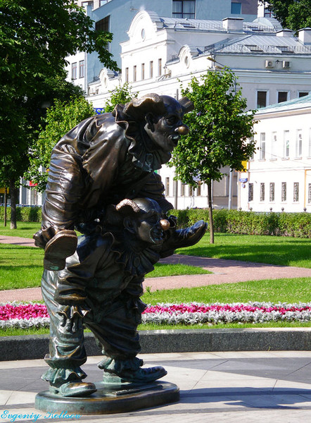цветной бульвар москва фото знаменитости гневно высказались