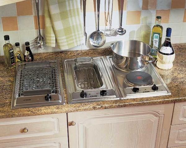 двухкомфорочная плита на кухне фото пусть сбываются мечты