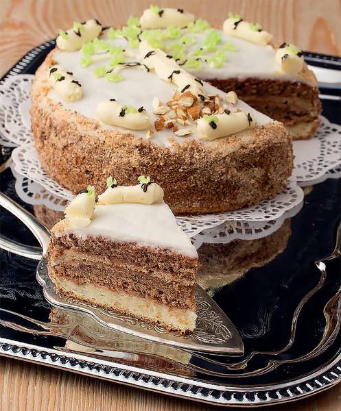 Фото тортов торты комбинированные