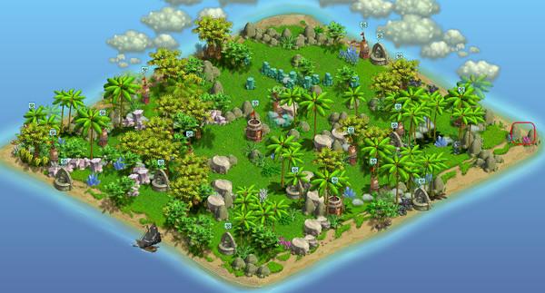 пиратский остров играть онлайн