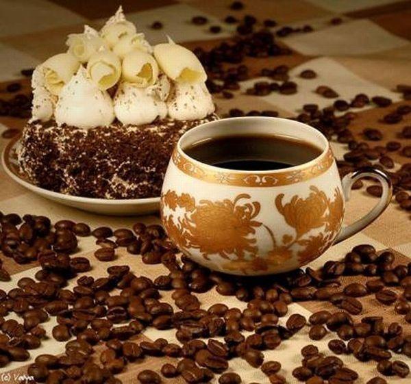 заказать этой открытка прекрасного утра с кофе желаба полностью скрывает
