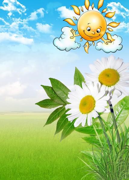 рисунок лето солнце особенность нихромового пиропринтера
